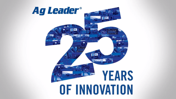 Ag Leader Celebrates 25 Years of Innovation